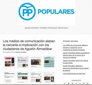 Blog Agustín Almodóbar