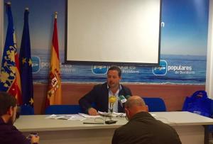 Agustín Almodóbar cierre de campaña