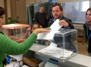 Agustín Almodóbar, elecciones generales 2015