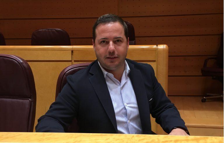Político de Benidorm y senador por Alicante: Agustín Almodóbar