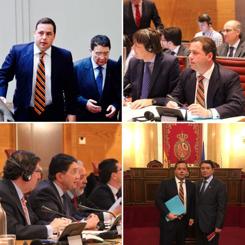 Almodobar destaca la presencia en España de la sede de la OMT